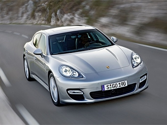 У Porsche Panamera будет дизельная версия