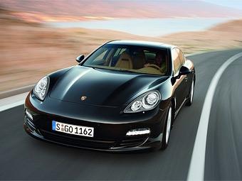 "Компания Porsche за год продала 22,5 тысячи ""Панамер"""
