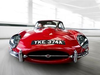 Jaguar отпразднует 50-летие купе E-Type на Женевском автосалоне