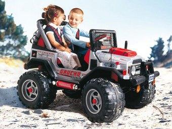В Эмиратах детей будут обучать вождению с пяти лет