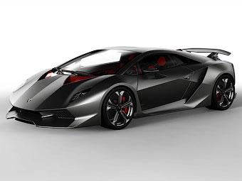 Lamborghini начнет продавать сверхлегкий суперкар в октябре