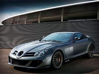 McLaren возобновит выпуск суперкара SLR под собственным именем