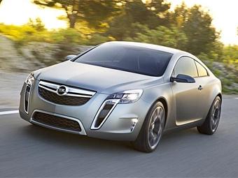 Opel хочет выпускать спортивное купе