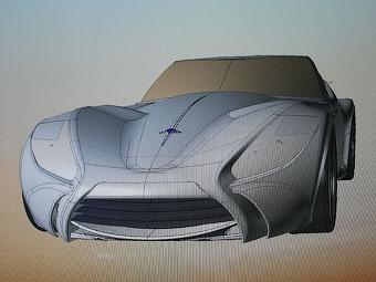 Немецкое спорткупе Vermot получит турбомотор от BMW X5 M