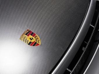 Porsche готовит флагманский суперкар с 8-цилиндровым двигателем