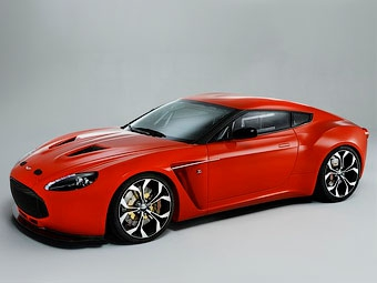Aston Martin и Zagato разработали новый суперкар