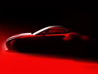 Aston Martin и Zagato отметят выпуск первой совместной модели концепт-каром