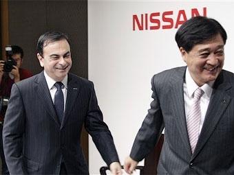 Nissan и Mitsubishi договорились о совместном выпуске компакт-каров