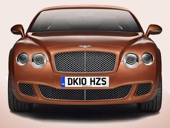 Компания Bentley подготовила для китайцев спецверсии двух моделей