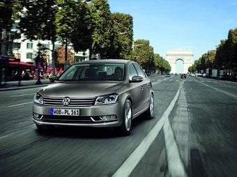 VW Passat восьмого поколения станет купе и кабриолетом
