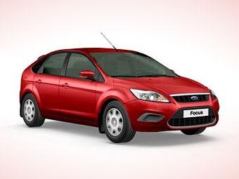 В России продали 500-тысячный Ford Focus
