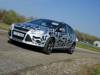 Ford испытает по всему миру 60 прототипов нового Focus ST