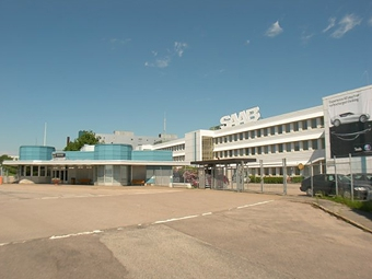Завод Saab возобновит работу до конца мая