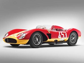 Раритетный концепт-кар Rolls-Royce и болид Ferrari продадут на аукционе