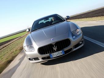 Новая модель Maserati получит полный привод и крайслеровский турбомотор