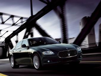 Maserati Quattroporte нового поколения получит полный привод