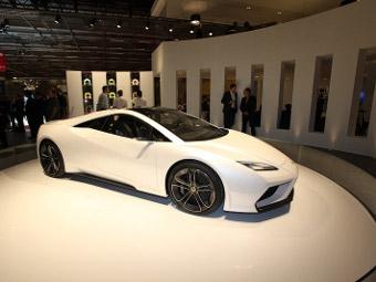 """Lotus разработает для нового """"Эсприта"""" восьмицилиндровый двигатель"""