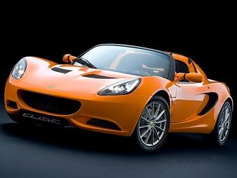 Lotus обновил спорткар Elise
