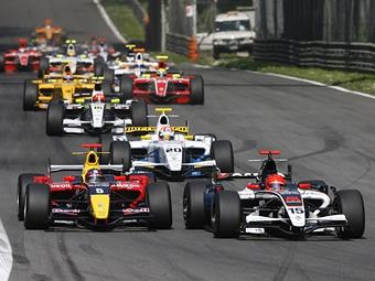 Гонка Формулы-Renault 3.5 в Монце пройдет без пит-стопов