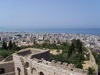 В Греции построят трассу Формулы-1