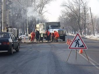 Пермские дорожники сообщат о перекрытии улиц через Twitter