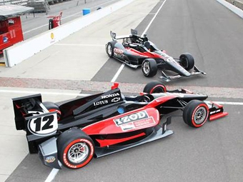 Компания Dallara представила макеты новых гоночных болидов INDYCAR