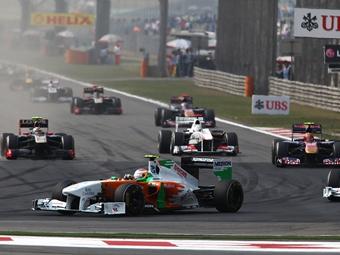 Команды Формулы-1 отказались от возвращения граунд-эффекта