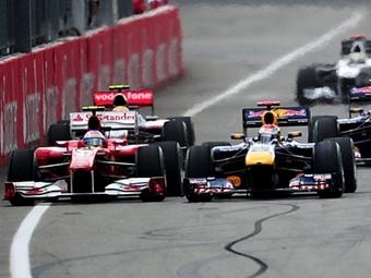 FIA будет проверять на гибкость днища болидов Формулы-1