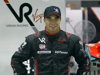 Судьбу бельгийского гонщика решат российские совладельцы Marussia Virgin