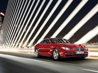 Названы российские цены на купе BMW 6-Series