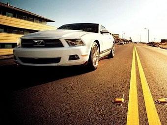 Пользователи Facebook выбрали название спецверсии Ford Mustang