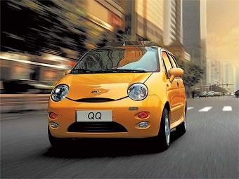 В гибридных автомобилях Chery появятся роторные двигатели
