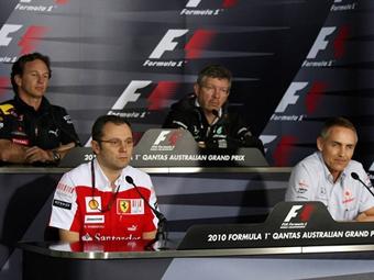 Ведущие команды Формулы-1 обсудят будущее гонок на секретной встрече