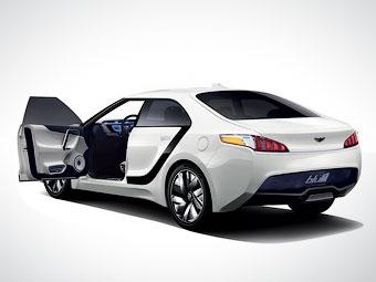 Hyundai привезет в Сеул прообраз своих будущих седанов