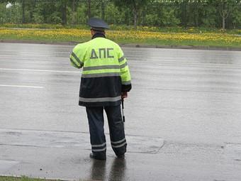Женщина заплатит 20 тысяч рублей за покусанного гаишника