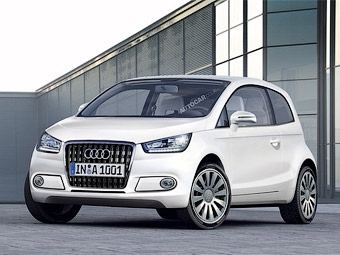 Преемник Audi A2 будет электрокаром