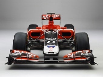 Marussia научит детей собирать картонные болиды Формулы-1