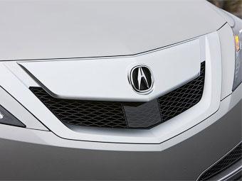 """Acura разработает """"необычный"""" автомобиль"""