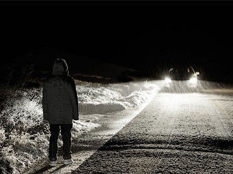 """""""Мерседесы"""" предупредят пешеходов о своем приближении"""