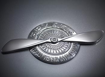 Компанию Spyker переименуют ради сделки с китайцами