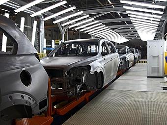 Концерн GM намерен экспортировать российские автомобили в СНГ