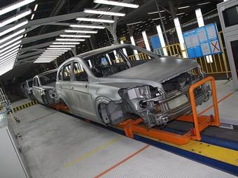 General Motors увеличит мощность российского завода в пять раз
