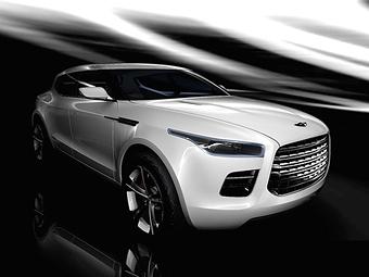 Aston Martin будет выпускать под маркой Lagonda три модели