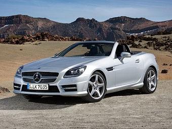 Названы российские цены на три новых автомобиля Mercedes-Benz