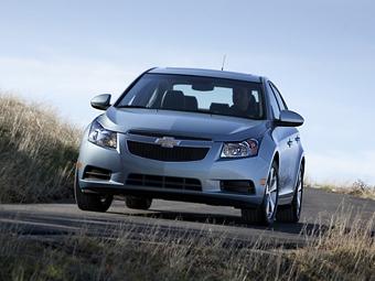 В седанах Chevrolet Cruze обнаружили неисправные рули