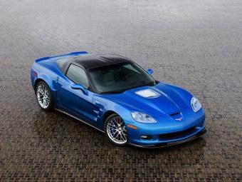 Новое поколение Chevrolet Corvette сохранит классическую компоновку