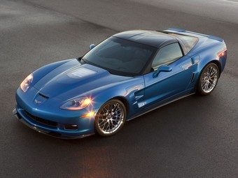 Chevrolet Corvette стал официальным автомобилем штата Кентукки