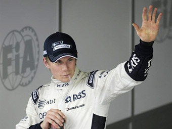 Нико Хюлькенберг ушел из команды Williams