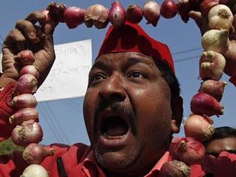 Трасса Формула-1 в Индии оскорбила местных крестьян