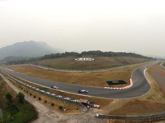 Чемпионат серии Ле-Ман 2011 года завершится в китайском Чжухае